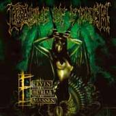 CRADLE OF FILTH  - 2xVINYL ELEVEN BURIAL MASSES [VINYL]