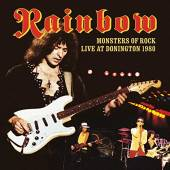 RAINBOW  - 2xCD MONSTERS OF ROCK LIVE AT