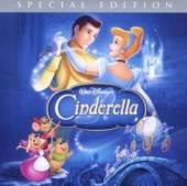 SOUNDTRACK  - CD CINDERELLA -CARTOON-