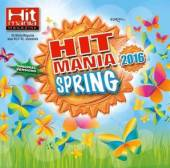 VARIOUS  - 4xCD HIT MANIA 2016 SPRING
