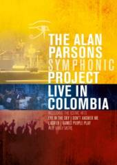 ALAN PARSONS SYMPHONIC PROJECT  - DV LIVE IN COLOMBIA DVD
