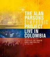 ALAN PARSONS SYMPHONIC PROJECT  - BR LIVE IN COLOMBIA BR