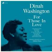 WASHINGTON DINAH  - VINYL FOR THOSE IN LOVE [VINYL]