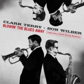 TERRY CLARK  - CD BLOWIN THE BLUES ..