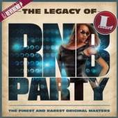 VARIOUS  - 3xCD LEGACY OF RNB PARTY