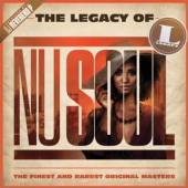VARIOUS  - 3xCD LEGACY OF NU SOUL