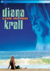 KRALL DIANA  - DVD LIVE IN RIO