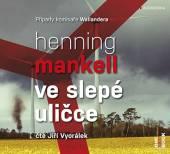 VYORALEK JIRI  - 2xCD MANKELL: VE SLEPE ULICCE (MP3-CD)