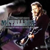 METALLICA  - CD+DVD WOODSTOCK 1994 (2CD)
