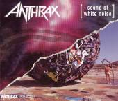ANTHRAX  - CD SOUND OF WHITE NOISE: STOMP 442