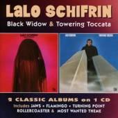 LALO SCHIFRIN  - CD BLACK WIDOW / TOWERING TOCCATA