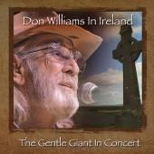 WILLIAMS DON  - CD IN IRELAND: GENTLE GIANT IN CONCERT