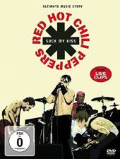 RED HOT CHILI PEPPERS  - DVD SUCK MY KISS