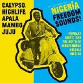 VARIOUS  - CD NIGERIA FREEDOM SOUNDS!