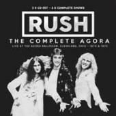 RUSH  - CD THE COMPLETE AGORA (2CD)
