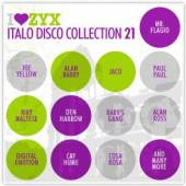 VARIOUS  - CD ZYX ITALO DISCO COLLECTION 21