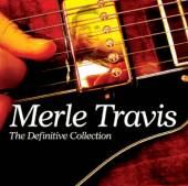 TRAVIS MERLE  - CD DEFINITIVE COLLECTION