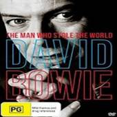 BOWIE DAVID  - DVD MAN WHO STOLE THE WORLD