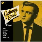 CASH JOHNNY  - VINYL SINGS THE SONGS.. -HQ- [VINYL]