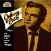 CASH JOHNNY  - VINYL SINGS THE SONG..