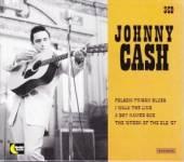 CASH JOHNNY  - 3xCD FOLSOM PRISON BLUES