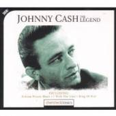 CASH JOHNNY  - 3xCD LEGEND