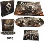SABATON  - BCD LAST STAND [2CD+DVD+2LP]