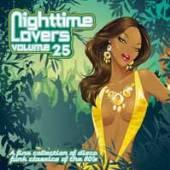 VARIOUS  - CD NIGHTTIME LOVERS, VOL. 25