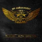 VARIOUS  - 3xCD 20 YEARS - METAL ADDICTION