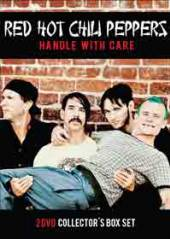 RED HOT CHILI PEPPERS  - DVD HANDLE WITH CARE (2DVD)