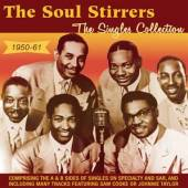 SOUL STIRERS  - 2xCD SINGLES COLLECTION