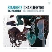 GETZ STAN/ CHARLIE BYRD  - 2xVINYL JAZZ SAMBA &..