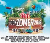 VARIOUS  - CD 100X ZOMER 2016