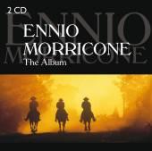 ENNIO MORRICONE  - CD+DVD THE ALBUM (2CD)