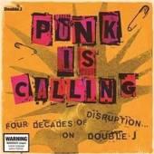 VARIOUS  - CD PUNK IS CALLING