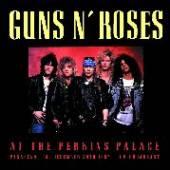 GUNS N ROSES  - CD AT THE PERKINS PALACE