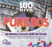 VARIOUS  - 5xCD 100 HITS - PURE 80S