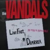 VANDALS  - VINYL LIVE FAST DIAR..