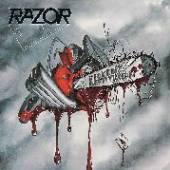 VINYL Razor VINYL Razor Violent restitution [vinyl]
