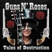 GUNS N' ROSES  - CD TALES OF DESTRUCTION