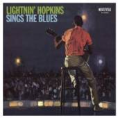 HOPKINS LIGHTNIN'  - VINYL SINGS THE BLUES [VINYL]