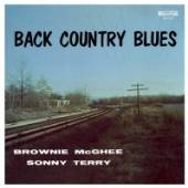 MCGHEE BROWNIE  - VINYL BACK COUNTRY BLUES:.. [VINYL]