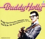 HOLLY BUDDY  - 3xCD BUDDY HOLLY