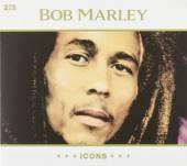 MARLEY BOB  - 2xCD ICONS