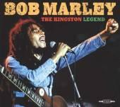 MARLEY BOB  - 5xCD KINGSTON LEGEND