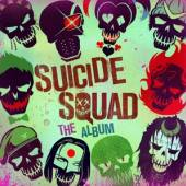 SOUNDTRACK  - CD SUICIDE SQUAD