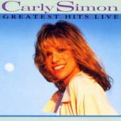 SIMON CARLY  - CD GREATEST HITS LIVE