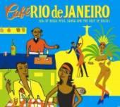 VARIOUS  - CD CAFE RIO DE JANEIRO