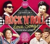 VARIOUS  - CD STARS OF ROCK'N'ROLL LOVE