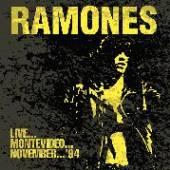 RAMONES  - CD LIVE…MONTEVIDEO…NOVEMBER…'94
